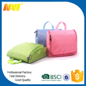 Nylon Travelling Foldable Cosmetic Bag pictures & photos