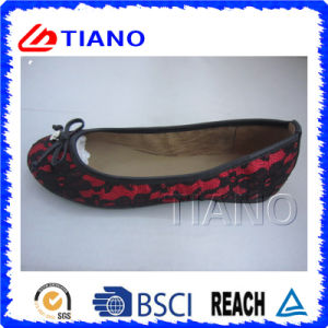 Wholesale Fashion Retro Style Women Shoes (TNK23745) pictures & photos