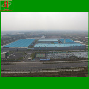 High Quality Customized Design Steel Structure Warehouse Fabrication Workshop pictures & photos