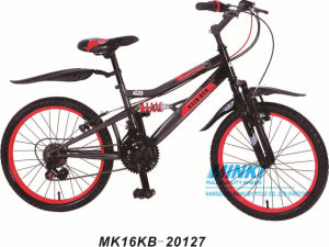 20′′ Cheap 4 Link Suspension MTB Mountain Bicycle pictures & photos