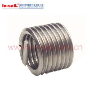 Stainless Steel SUS 303 or SUS 304 Self-Tapping Insert Nut pictures & photos