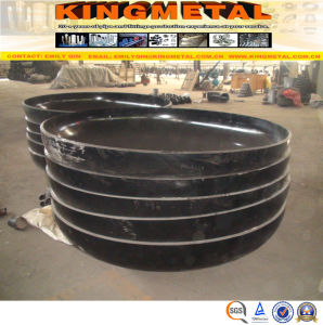 ANSI B16.9 Big Size Ms/ Alloy Carbon Steel Fitting Cap pictures & photos