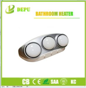 Bathroom Heater with Ceramic Heater Three Gold Lamp Different Style pictures & photos