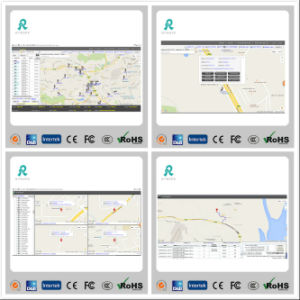 Web Based Software, Tracking Platform& APP Android &Ios GS102 pictures & photos