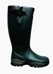 High Quality Adult Neoprene Rubber Boot with Cement Md Outsole pictures & photos