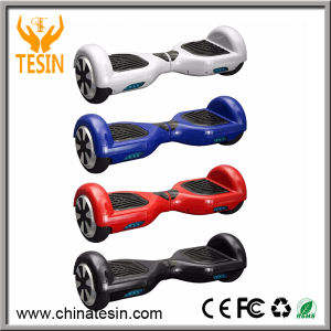 China Factory Smart Balance Two Wheel with Bluetooth Speaker