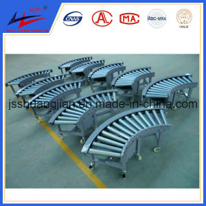 Roller Conveyor and Belt Conveyor for Food Transport and Luggage Transport pictures & photos