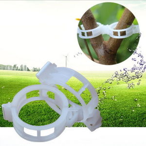 Quality Durable Tomato Plastic Clips for Garden Greenhouse Plant pictures & photos