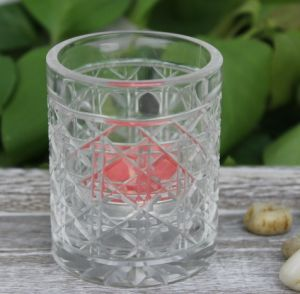 Wholesale Promotional Custom Glass Candlestick pictures & photos