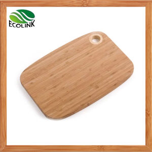Natural Durable Bamboo Cutting Board/ Bamboo Chopping Block pictures & photos