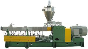 Parallel Twin Screw Pet Granulating Machine pictures & photos