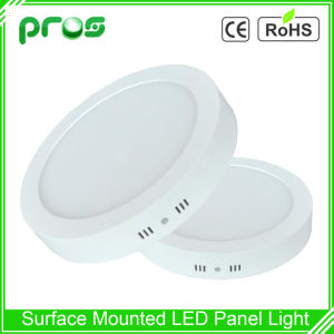 Surface Mounted 18W Dimmable LED Panel Light pictures & photos