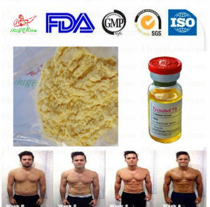 Trenbolone Enanthate Fat Loss Raw Steroid Hormone Tren Enan pictures & photos