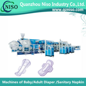 Full Function Stable Lady Hygiene Pads Machine with SGS (HY800-SV) pictures & photos