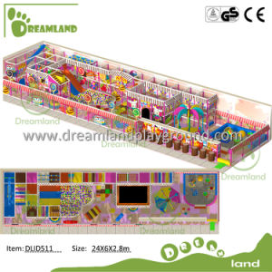 Soft Baby Indoor Digital Playground Area with Ball Pool pictures & photos