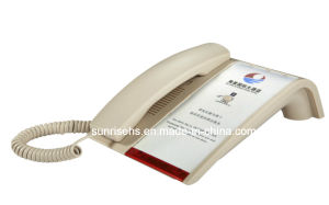 Hotel Guestroom Waterproof Telephone pictures & photos