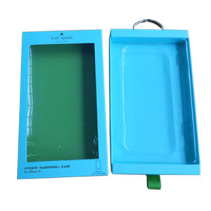 Fashional Paper Packing Box for Sheathing of iPhone 6 Made in China