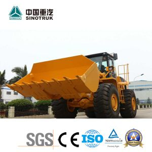 Competive Low Price 5 Ton Wheel Loader with Long Arm pictures & photos