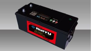 N180 12V 180ah Heavy Duty Truck Batteries for Nigeria pictures & photos