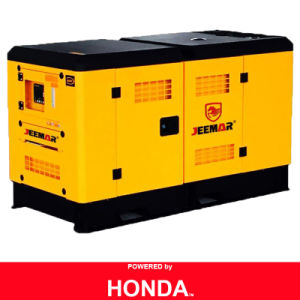 High Quality 15kVA Chinese Engine Open Type Diesel Generator (BM12S/3) pictures & photos