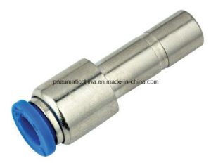 Pneumatic Plastic Push in Air Fittings, Plug pictures & photos