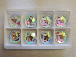 Ab Color Flat Back Glass Beads for Jewelry pictures & photos