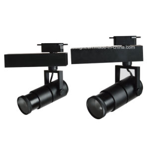 12w 24w Remote Control Cct Adjustable Dimming Led Track Light with Zoom for Museum pictures & photos