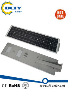 50W Integrated Solar LED Street Light pictures & photos