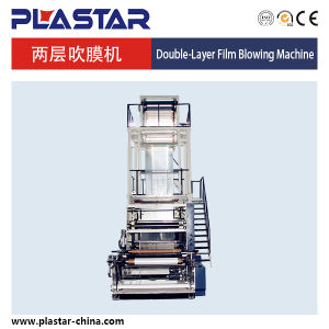 Plastar High and Low Pressure Plastic Film Blowing Machine