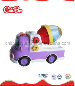 Emergency Little Plastic Toy Car (CB-TC009-S) pictures & photos