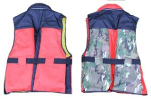 Reflective Safety Foam Life Jacket/Fishing Vest pictures & photos
