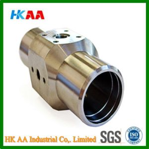 Custom Stainless Steel CNC Turning/CNC Turning Parts in Lathe Machine pictures & photos