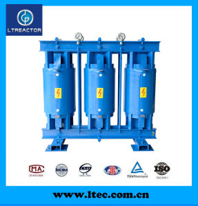 Medium Voltage Filter Reactor with Capacitor Bank for Pfc pictures & photos