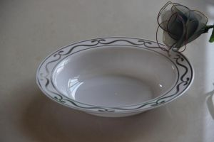 Plastic Cereal Bowl (rb75-h)