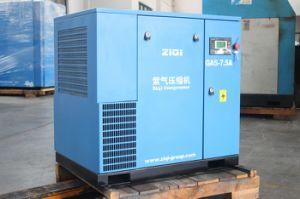 Ie4 Motor Screw Air Compressor Saving Energy pictures & photos