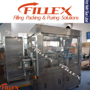 Rotary Type Hot Melt Glue OPP Labeling Machine (RFL-R Series) pictures & photos