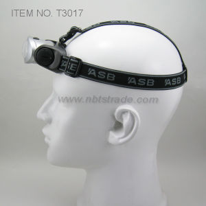 8 PCS Bright White LED Headlamp (T3017B) pictures & photos