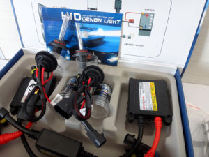 AC 12V 35W 9006 HID Conversion Kit with Regular Ballast pictures & photos