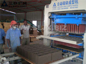 Cement Brick Making Machine Production Line