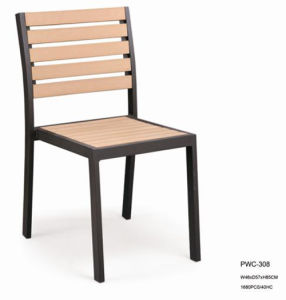 Outdoor Polywood Stacking Dining Chair (pwc-308) pictures & photos