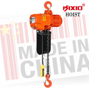 1.5ton Electric Chain Hoist with Trolley pictures & photos