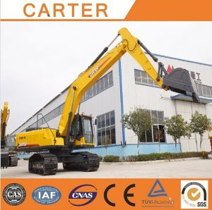 Hot Sales CT360-8c Multifunction Hydraulic Heavy Duty Crawler Backhoe Excavator pictures & photos