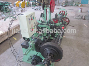 High Speed Barbed Wire Machine//Barbed Wire Making Machine pictures & photos