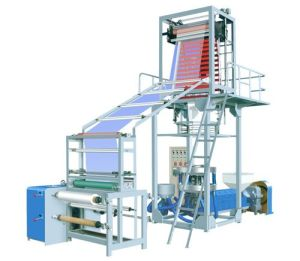ABA High Performance 2sj-55 LDPE Film Blowing Machinery pictures & photos