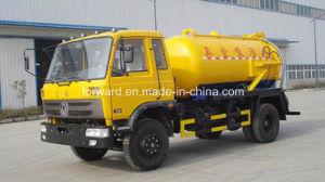 Dongfeng Vacuum Suction Sewage Truck 10 Cbm