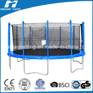 16ft Standard Round Trampoline with Safety Net pictures & photos