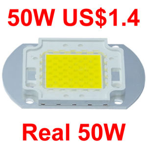Integrated LED 50W