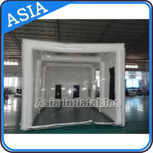Inflatable Temporary Garage From Temporary Painting Garage Inflatable Spray Booth pictures & photos