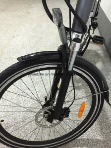 36V 10.4ah Samsung Panasonic Lithium Battery Electric Bike City E-Bicycle pictures & photos