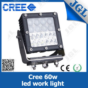 Quadrate Powerful 60W LED Jeep Driving Light